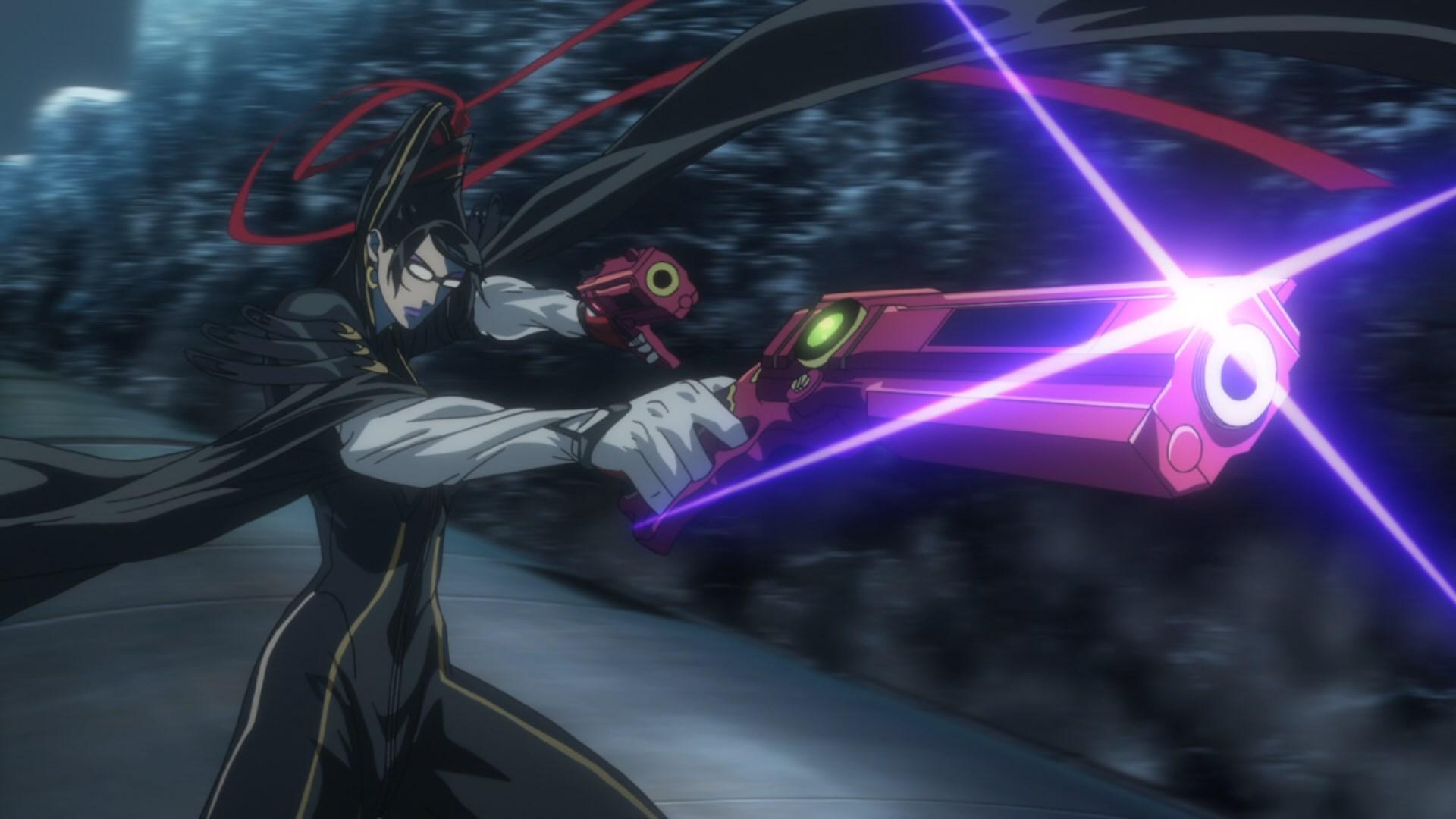 猎天使魔女:血色命运 Bayonetta Bloody Fate [BD 1920x1080 HEVC-10bit OPUSx2][简繁内封字幕][SAIO-Raws]