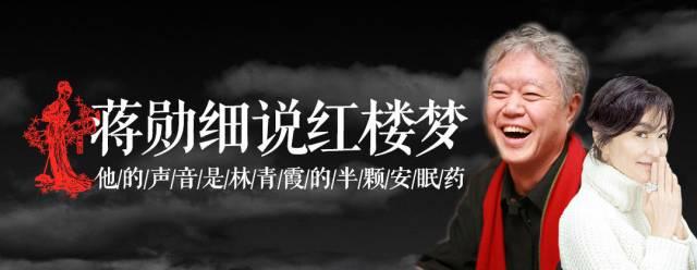蒋勋细说红楼梦有声小说
