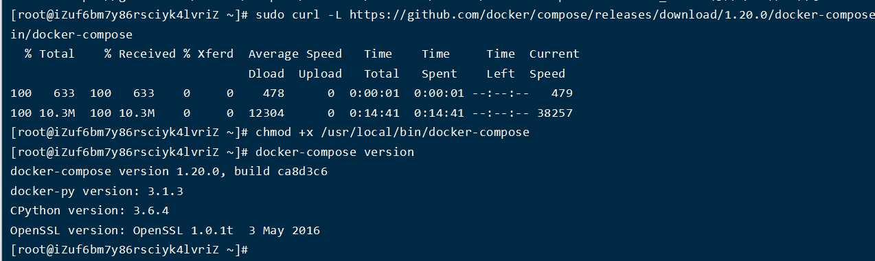 基于阿里云服务器安装Docker完整图文教程