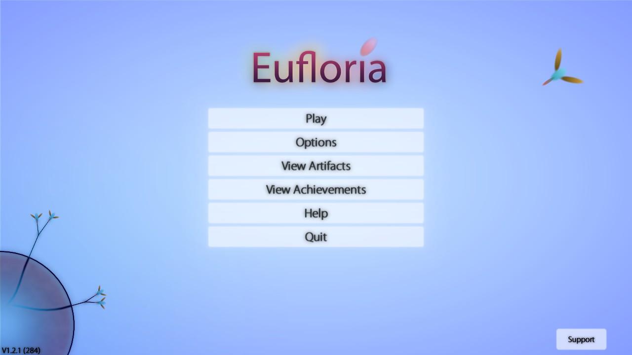 Eufloria HD 真菌世界:HD (332MB)(百度云)