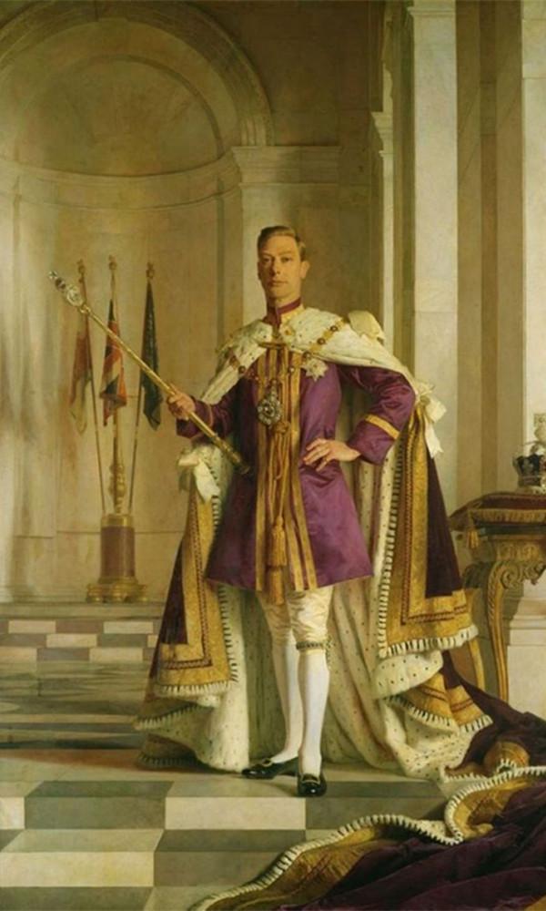 《乔治六世》封面图片
