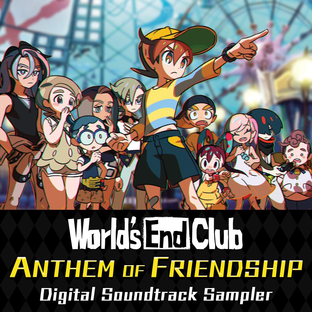 [自购自扫][游戏原声][210528]World's End Club - Anthem of Friendship Digital Soundtrack Sampler (FLAC分轨+MP3+BK)