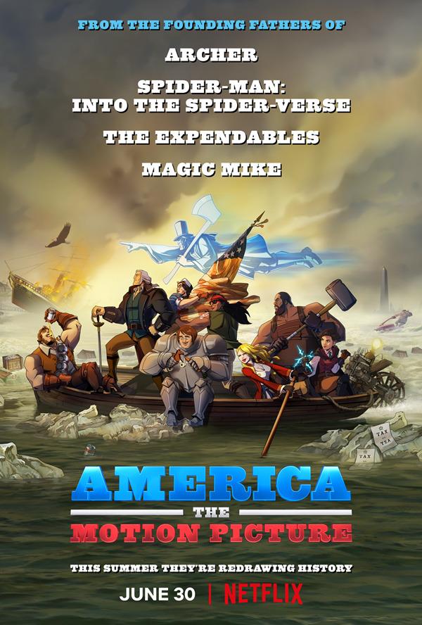 2021美国喜剧动画《美国:一部电影》HD1080P 高清下载