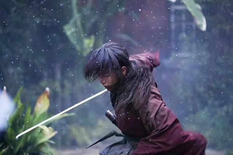 绯村剑心与雪代缘战斗