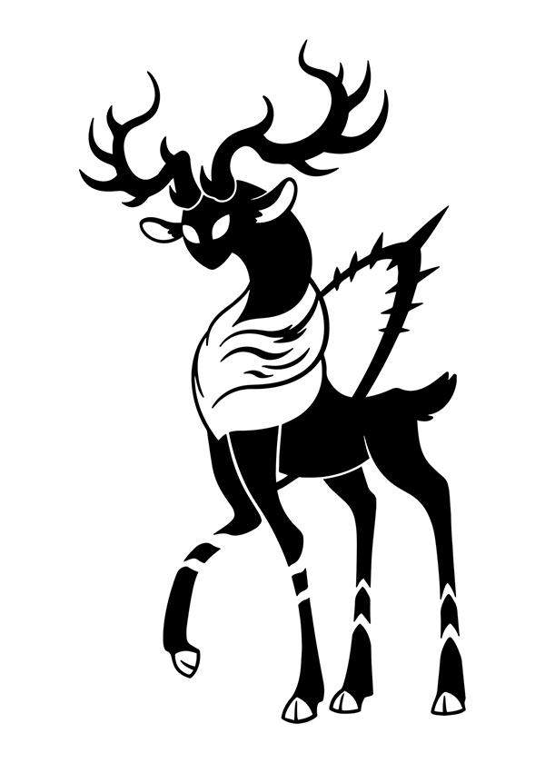 SCP-2845 - 牡鹿11