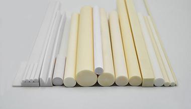 Custom manufacturing ceramic rods and bars   Mingrui Ceramic
