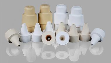 Custom manufacturing ceramic nozzles   Mingrui Ceramic