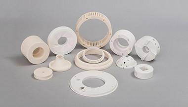 Custom manufacturing ceramic flanges and gaskets | Mingrui Ceramic