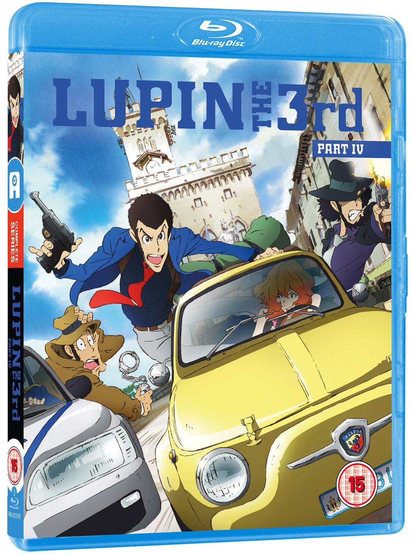 [Centaurea-Raws] 鲁邦三世PART4 英版 (Lupin the Third – L'Avventura Italiana 2015) TV01-26FIN BDRip 1080P X265 Main10p
