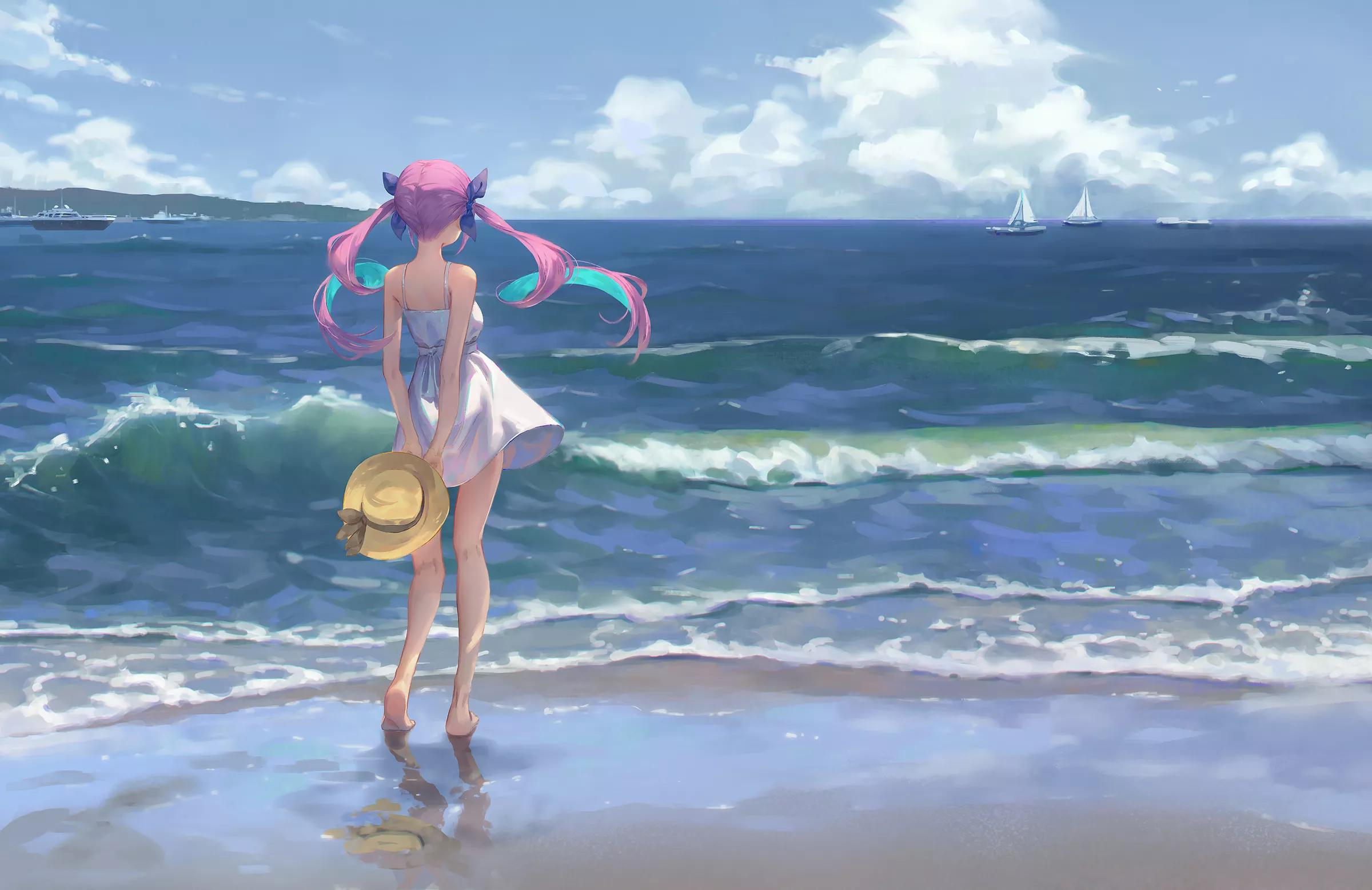 【PIECES.0x01】Shell之外的往事:夏天的风